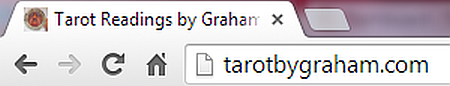 tarotbygraham.com screenshot